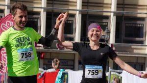 půlmaratonci