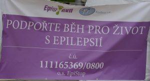 běh pro život s epilepsií