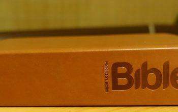 Bible – nejnud(t)nější kniha světa