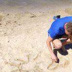 obrázky v písku