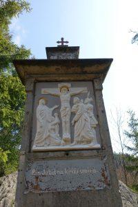 Křížová cesta u Rokole