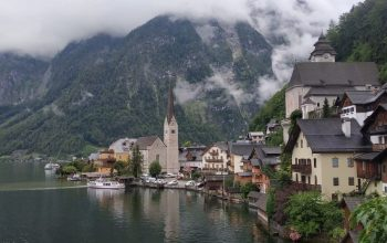 Horní Rakousko II. – Gosausee a okolí