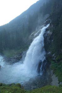 Krimmelské vodopády I.