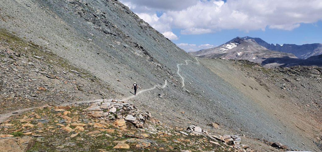 Cestička v 2 600 m