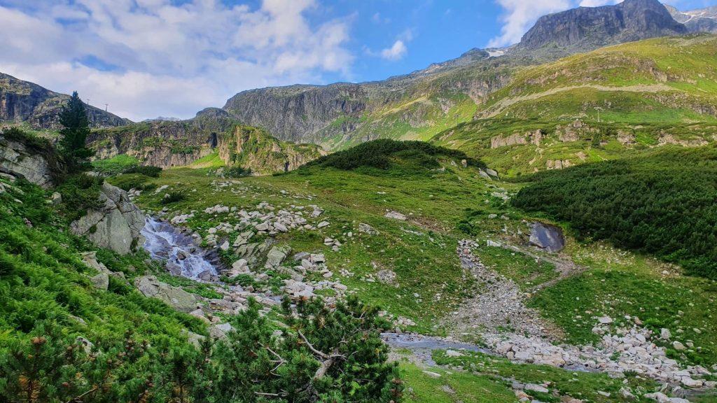 Cesta k Weißsee I.