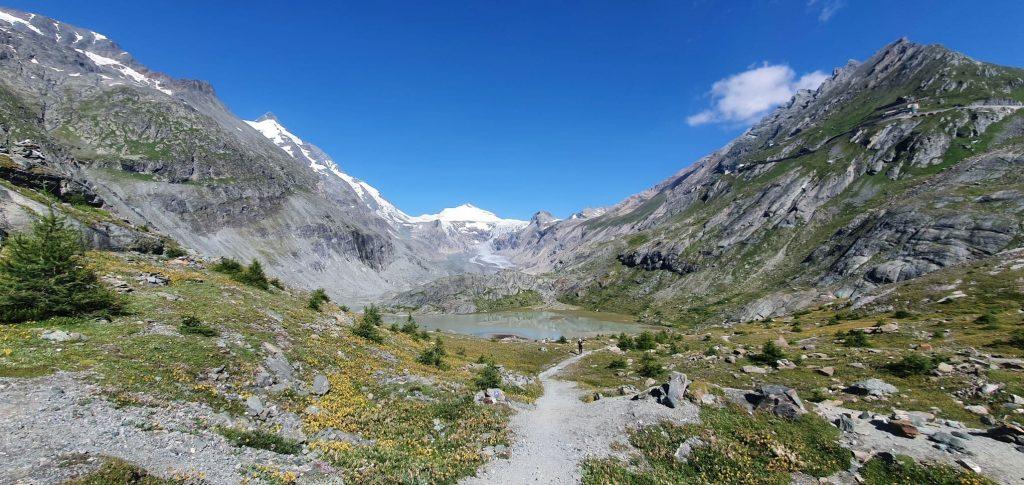 Alpské vrcholky