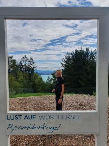 Výhled na Worthersee