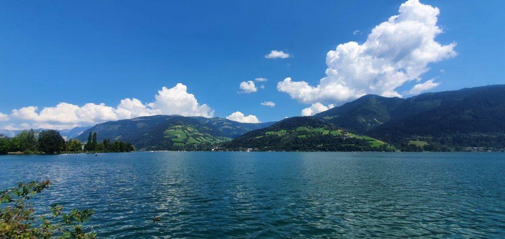 Na seepromenade u Zeller See