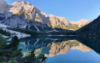Dolomity III – Lago di Braies