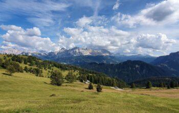 Dolomity – Puez-Geisler Nature Park