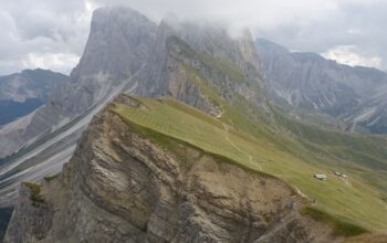 Dolomity II – Seceda